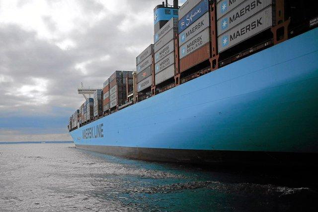 Polscy marynarze są poszukiwani szczególnie przez właścicieli wielkich kontenerowców.