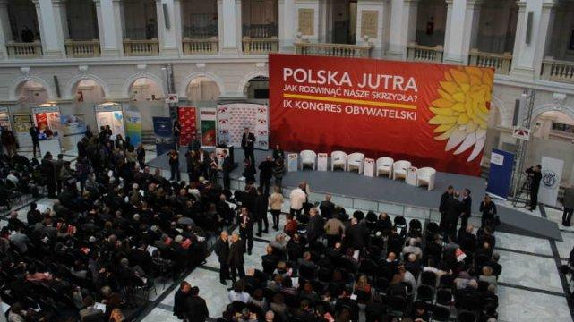Sesja Otwierająca IX Kongres Obywatelski.