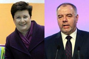 Po telewizyjnym starciu Gronkiewicz-Waltz z Sasinem wyborcy z Warszawy... nie dowiedzieli się niczego nowego