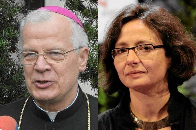 """Abp Michalik stwierdził niedawno, że za pedofilię odpowiada m.in. """"ideologia gender"""". """"Niech Kościół zrobi rachunek sumienia"""" – odpowiada mu Agnieszka Graff."""