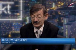 Według Jerzego Targalskiego to opozycja jest winna alarmów bombowych.