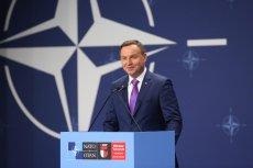 Prezydent Andrzej Duda ma powody do radości. Jeszcze nigdy nie popierało go aż tylu Polaków.