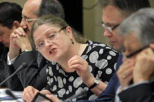 """Posłanka Pawłowicz nawet nie udaje, że w jej opinii media publiczne są """"polityczne""""."""