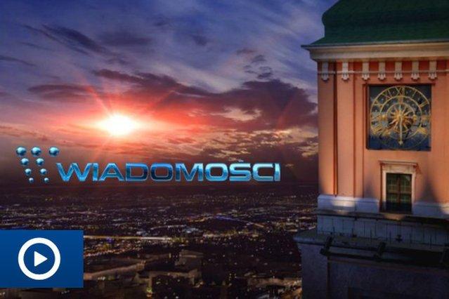 """""""Wiadomości"""" TVP tracą oglądalność."""