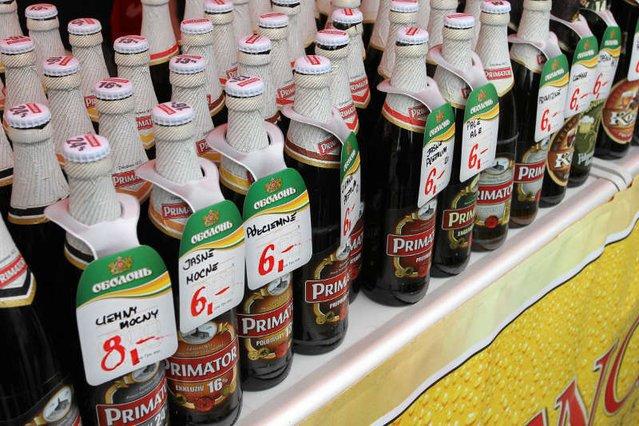 Wyższa akcyza na alkohole niskoprocentowe?
