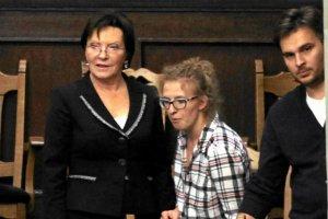 Jeśli PiS wygra wybory i utworzy rząd, Katarzyna Kopacz-Petranyuk (w środku) oraz jej mąż (z prawej) wyjadą z Polski