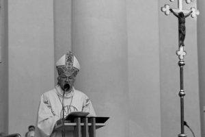 Arcybiskup Zygmunt Zimowski zmarł w nocy po ciężkiej chorobie