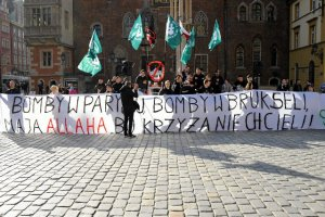 W Polsce wiele środowisk jest przeciwnych przyjmowaniu uchodźców
