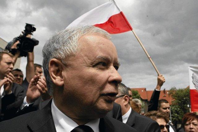 Z jedną z firm, której płaciło PiS, związany jest kuzyn prezesa Jarosława Kaczyńskiego