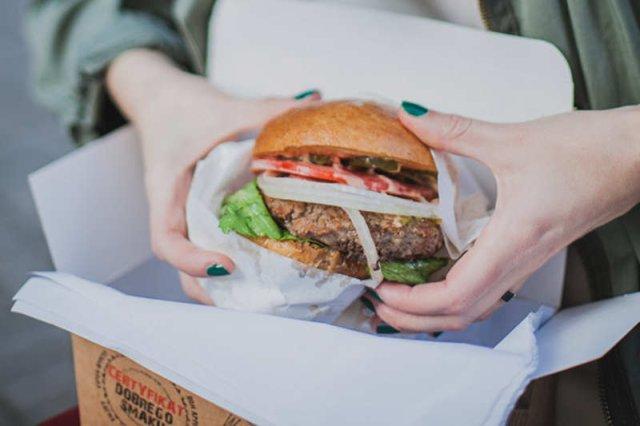 Burger z Wartburgera
