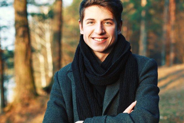 Mężczyzna zdjęcie profilowe randki