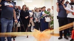 Uroczyste otwarcie wyremontowanego oddziału pediatrycznego w Otwocku