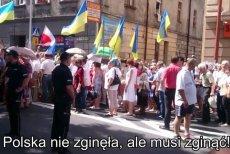 Prokuratura w Przemyślu zbada, czy Ukraińcy propagowali totalitaryzm.
