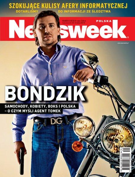 Tomasz Kaczmarek wciąż lubi luksusowe ubrania i sportowe samochody