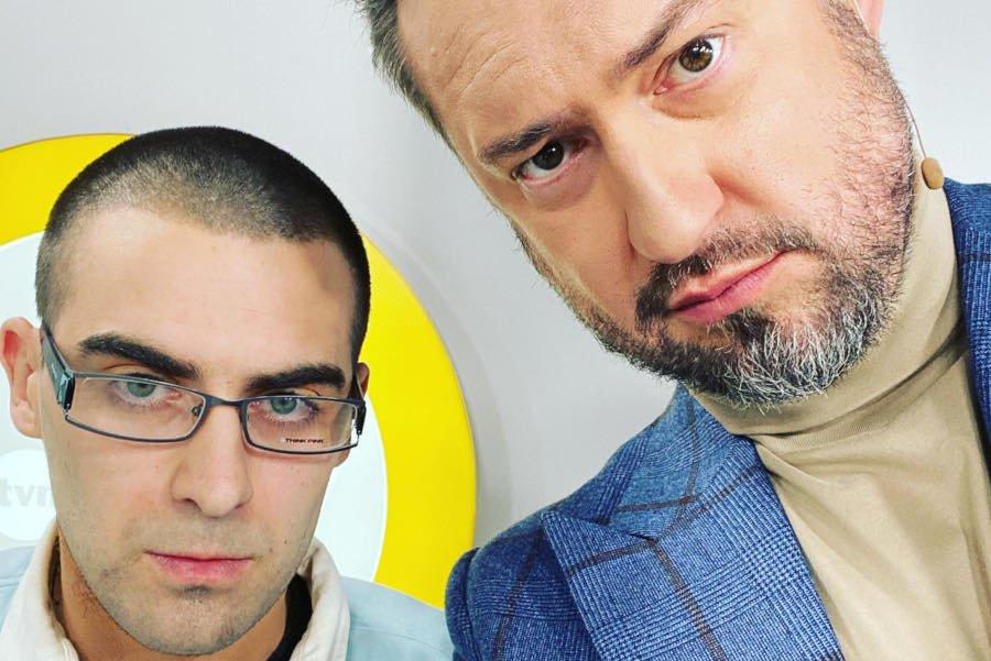 Quebonafide zaskoczył nowym wyglądem. Marcin Prokop staje w jego obronie | naTemat.pl