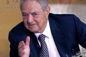 Prawica przekonuje, że George Soros próbuje potajemnie przejąćwładzę nad Polską.