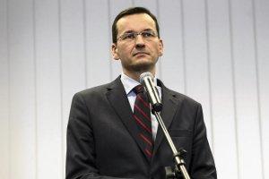 Mateusz Morawiecki, dziś polityk, kiedyś manager i bankowiec, ma własny plan na gospodarkę.