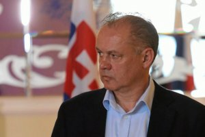 Andrej Kiska oddaje całą pensję prezydencką potrzebujacym