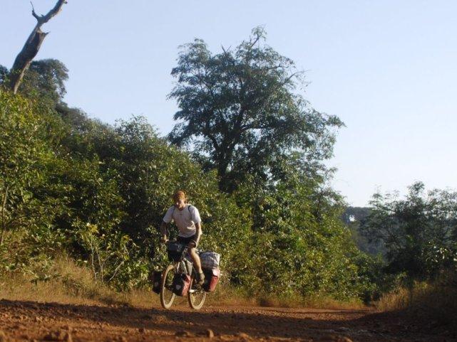 Łukasz Nitwiński na afrykańskim szlaku