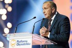 Grzegorz Schetyna nie ma zbyt silnej pozycji w PO, a jego przeciwnicy starają się ją jeszcze bardziej osłabić.