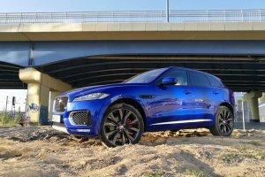 Jaguar F-Pace to pierwszy SUV tej kultowej marki.