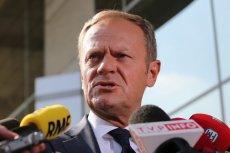 """Donald Tusk stracił cierpliwość do Macierewicza. Jego zdaniem nie mówimy o insynuacjach, a o """"objawach"""""""