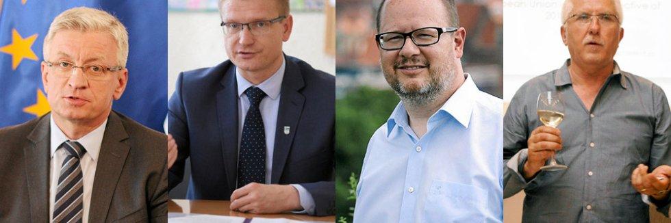Samorządowa opozycja to nie tylko prezydent Słupska Robert Biedroń. Skuteczniejsi od liderów partyjnych z Warszawy okazują się także inni samorządowcy.