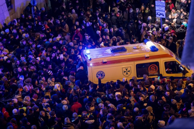 Polskie służby medyczne szkolą się także na wypadek zamachu terrorystycznego.