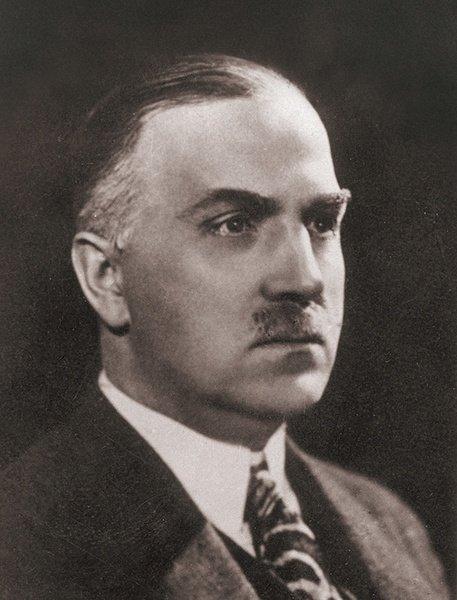 Prof. Jan Czochralski.