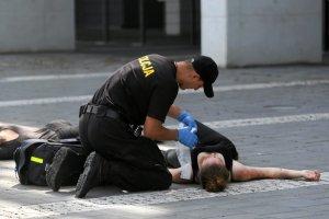 Polski policjant ma pomagać w patrolom swoim kolegom po fachu z Harlow.