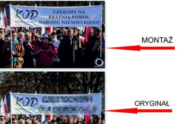 Po ujawnieniu tej manipulacji Polakom zapewne trudno będzie uwierzyć sympatykom PiS w przyszłości.