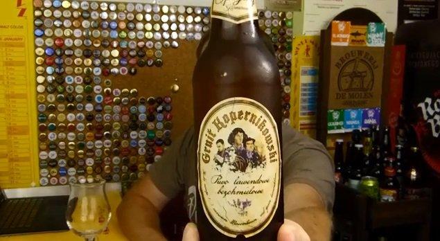 Gruit Kopernikowski z Kormorana, to jedno z nielicznych piw bezchmielowych w Polsce.