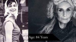 Daphne Selfe jest jedną z najstarszych aktywnych zawodowo modelek.