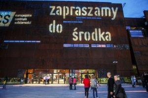 Otwarcie Europejskiego Centrum Solidarności w Stoczni Gdańskiej