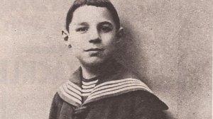 13-letni Maurice był prawdziwym aniołkiem.