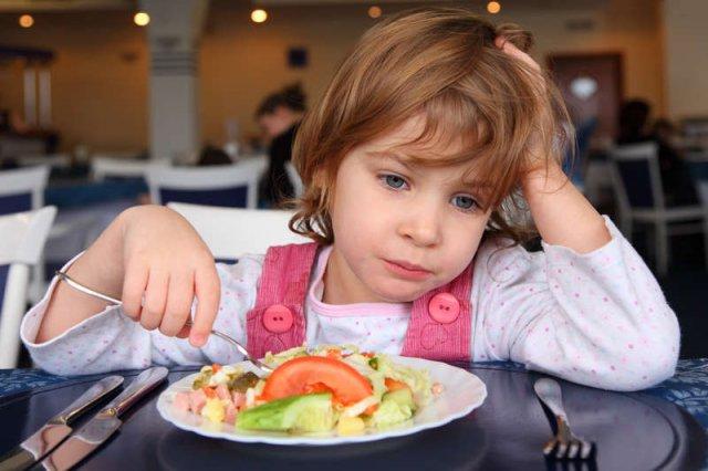 Dieta wegańska nie jest wskazana dla małych dzieci