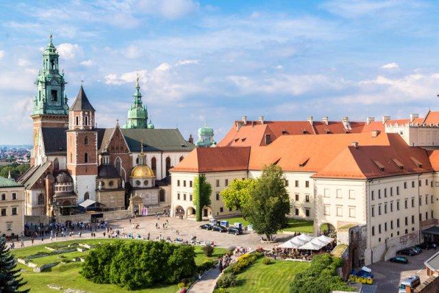 Wawel to jeden z najważniejszych zabytków w naszym kraju.