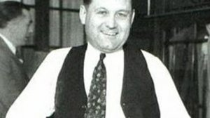 "George ""Bugs"" Morgan (1891-1957)"