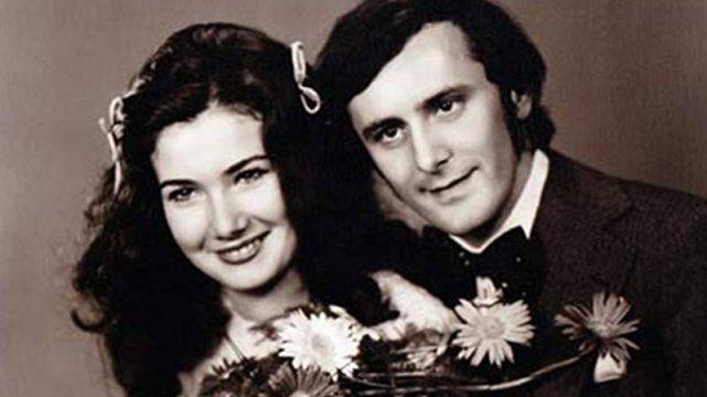 Hanna Gronkiewicz-Waltz z mężem