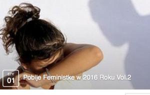"""Sposób na sławę? Wydarzenie pt. """"Pobiję feministkę"""""""