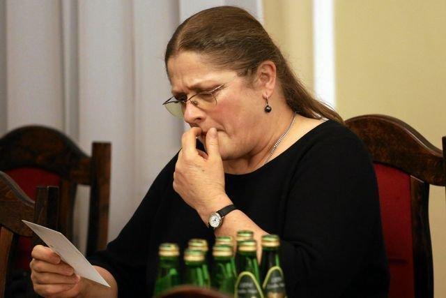Poseł Krystyna Pawłowicz (PiS)