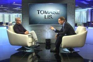 """Aktor Jacek Poniedziałek był gościem najnowszego odcinka programu """"Tomasz Lis."""", który jest nadawany na portalach Newsweek.pl i Onet.pl."""