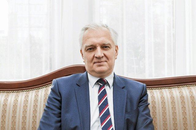 Minister Gowin podobno zawarł umowę na polsko-chińskiego satelitę.