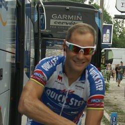 Tom Boonen na Tour de Pologne 2011