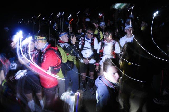 Bieg Rzeźnika 2014. Napięcie przed startem