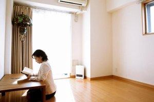 Puste domy to znak rozpoznawczy japońskich minimalistów