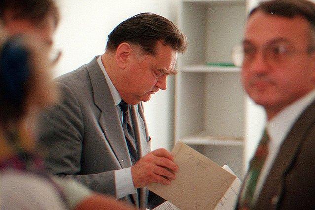 Jan Olszewski jest uważany przez środowisko PiS za najlepszego polskiego premiera w latach 90.