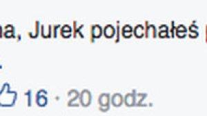 Komentarze po wpisie Jerzego Zięby