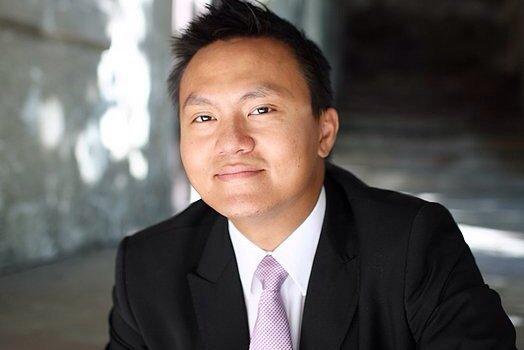 Karol Hoang, założyciel biura nieruchomości