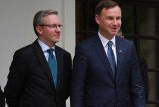 Minister Szczerski mówi, że prezydent ani premier nie mogą czekać, aż urzędnicy ustalą między sobąkto jest frajerem.